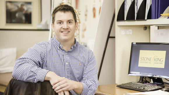 Brandon Stoneking - physical therapy in Ewing APTA